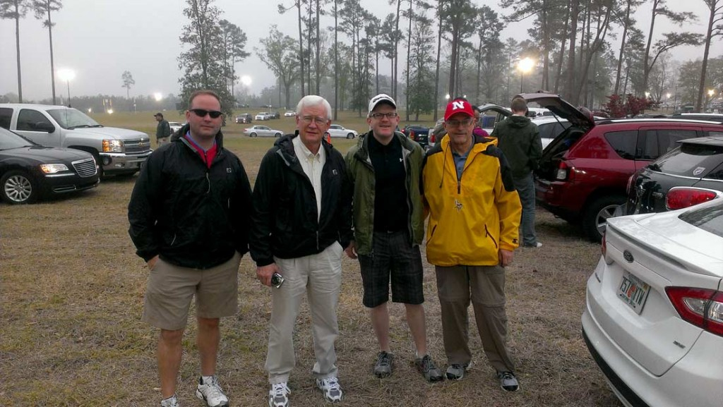 Boys at the Masters