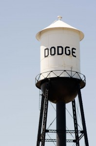 Dodge Water Tower