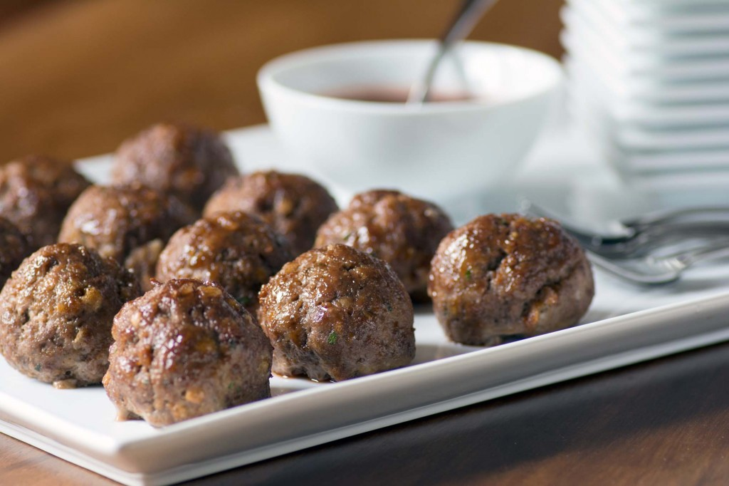 Chipotle Meatballs from Stirlist.com