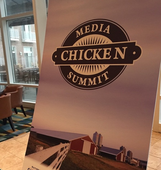 Chicken media summit Stirlist.com