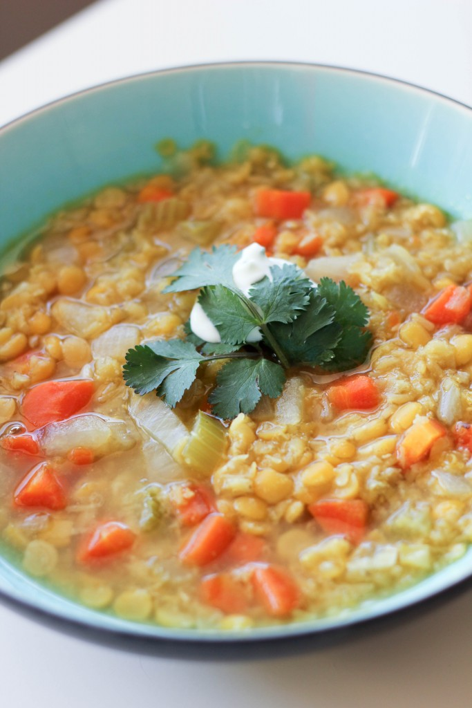 Split Pea Soup from Stirlist.com