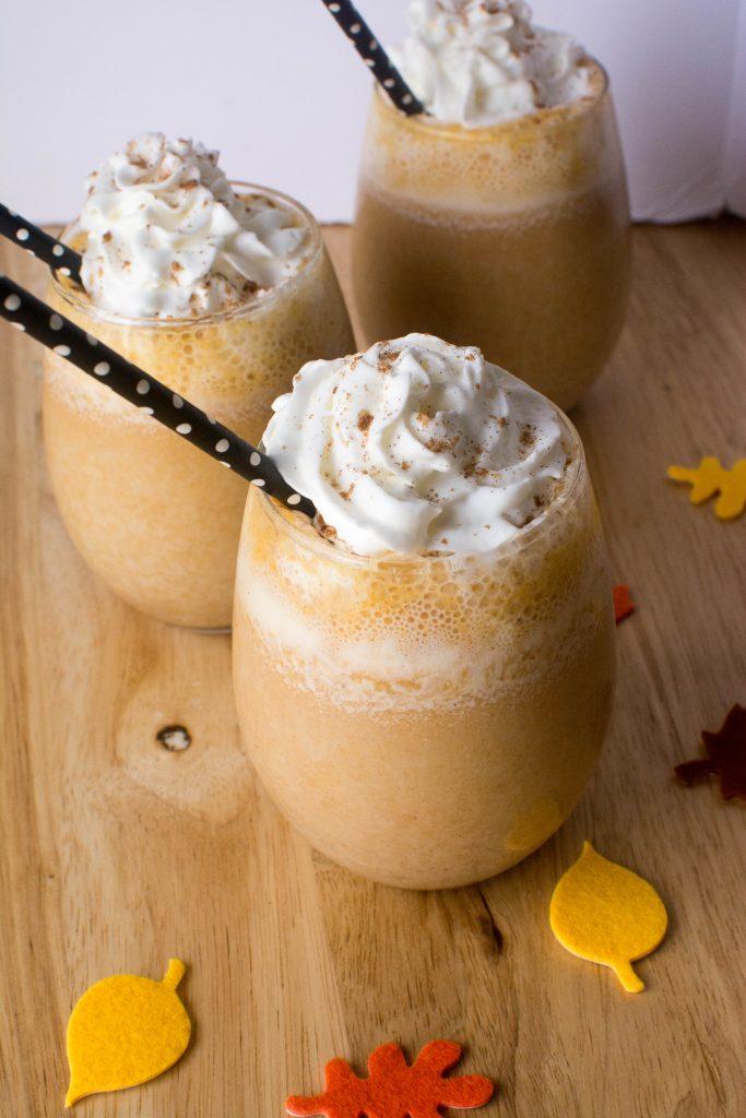 Pumpkin Smoothie from Stirlist.com