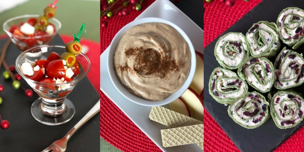 Foodie Friday: Holiday Appetizers