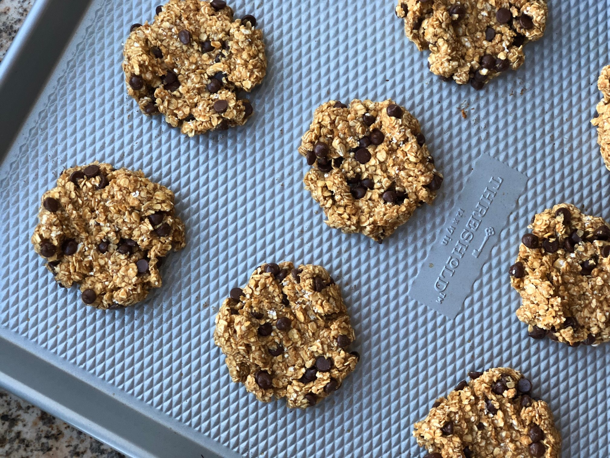 Foodie Friday: Peanut Butter Oatmeal Breakfast Cookie